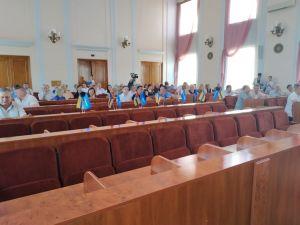 Більшість депутатів Кропивницького не прийшли на сесію