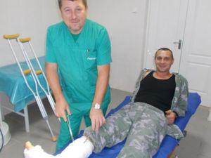 У госпіталі для ветеранів війни створюється зона адаптації для людей з інвалідністю