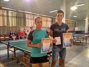 Кропивницька тенісистка виборола золото на фестивалі «Стара фортеця»