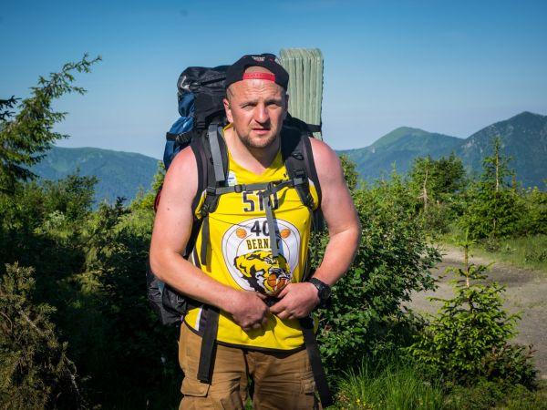 «Гірська терапія»: Як бійці ООС Карпати підкорювали