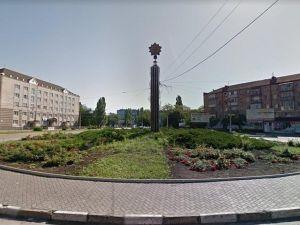 У Кропивницькому триває перейменування площі Дружби народів