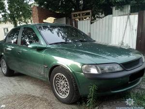 На Кіровоградщині затримали зловмисників, підозрюваних в угоні автівки
