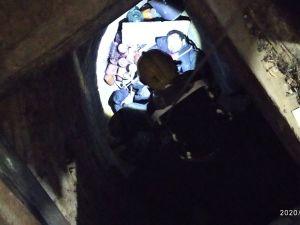Кіровоградщина:  У погрібі травмувався 30-річний чоловік