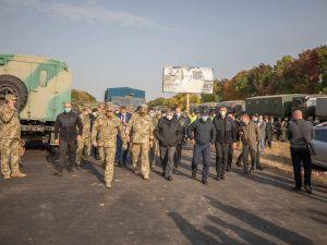 На Харківщині комісія по розслідуванню причин катастрофи розпочала свою работу