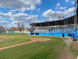 Як ремонтуватимуть бейсбольний стадіон у Кропивницькому?