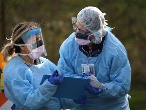 На Кіровоградщині від коронавірусу за добу загинуло десять громадян