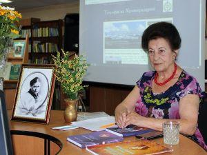 У Кропивницькому презентували книгу, присвячену відомій на увесь світ теософині