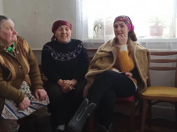 Кіровоградщина: Жительки села Кам'янка розповідають про відьом з їхнього села (ВІДЕО)