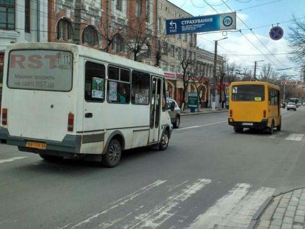 Міський голова підняв питання можливого збільшенні кількості пасажирів в маршрутках