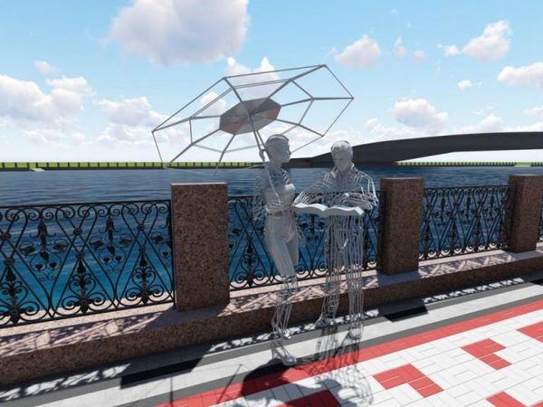 Кропивничане в восторге от проекта по реконструкции Набережной (ФОТО)