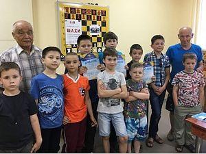 У Кропивницькому змагалися юні шахісти