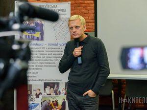 Віталій Шабунін: Українці віддають державі податками і зборами половину заробленого  (ВІДЕО)