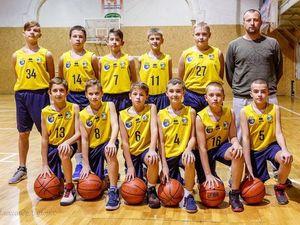 Кропивницькі спортсмени переможно зіграли у чемпіонаті баскетбольної ліги