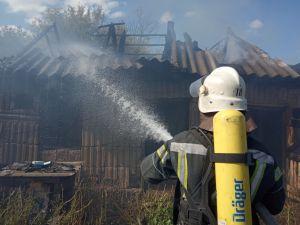 Кіровоградська область: за добу сталося п'ять пожеж у житловому секторі