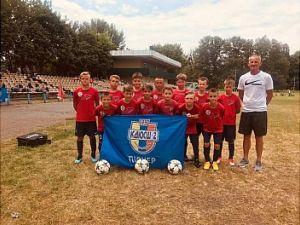 Юні кропивничани гідно представили місто на футбольному турнірі у Смілі