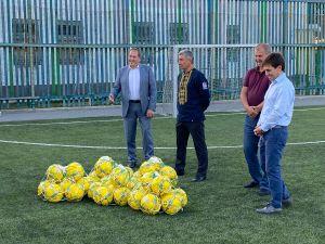 У Кропивницькому відкрили нове ігрове поле