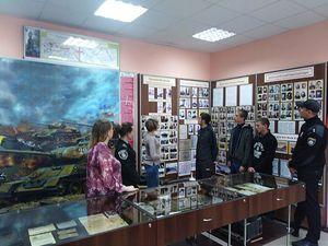 На Маловисківщині клієнти пробації відвідали місцевий музей до Дня пам'яті і примирення
