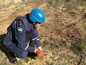 У Кропивницькому знайши протитанкову міну часів Другої світової війни
