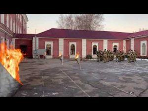 Як у Кропивницькому проходило відкриття музейних зал третього полку спецпризначення (ФОТО. ВІДЕО)