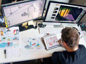 Кіровоградщина: Освоїти мистецтво 3D-моделювання можна за підтримки служби зайнятості