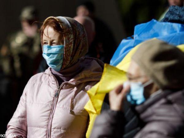 В Україні зафіксували майже пів тисячі хворих на коронавірус
