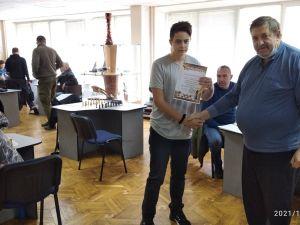 Кропивницькі шахісти здобули призові місця на обласному чемпіонаті
