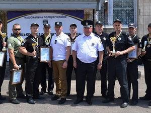Команда поліції охорони Кіровоградщини виборола друге місце у змаганнях із кульової стрільби