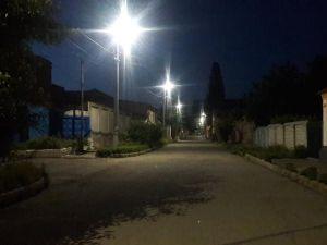 Кропивницький: На вулицях міста замінюють старі лампи на енергоощадні