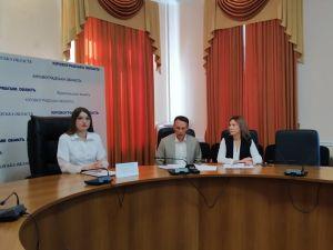 Три райони замість 21: у Кропивницькому обговорили новий варіант поділу області
