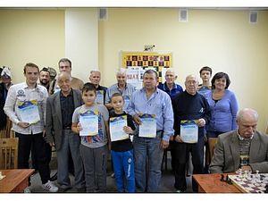 У Кропивницькому пройшов шаховий турнір