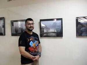 У Кропивницькому відкрилась виставка фотосвітлин «Ловець веселок»