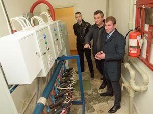 Экономить и качественно отапливать Кропивницкий: Команда Стрижакова изучила опыт Никополя (ФОТО)
