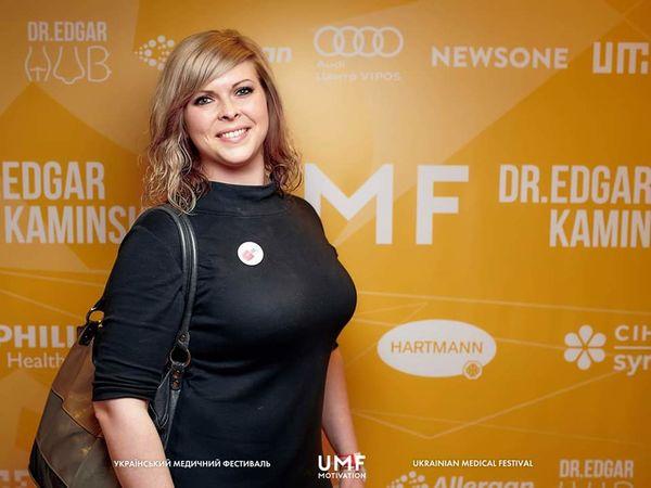 Кропивницький: Стоматологиня Олена Журба переконана: бути лікарем їй призначила сама доля