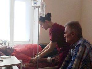 Кропивницький депутат Краснокутський опинився на лікарняному ліжку (ФОТО)