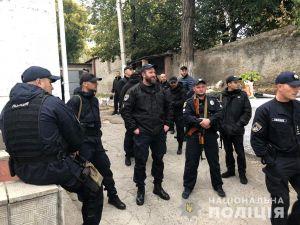 Кіровоградські поліцейські відбули у відрядження до зони проведення Операції Об'єднаних сил
