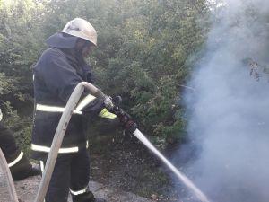 Вогнеборці Кіровоградщини приборкали шість пожеж