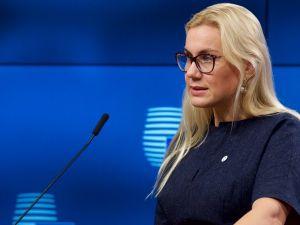 Українська делегація зустрілася з новою Єврокомісаркою з питань енергетики