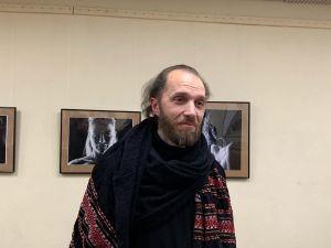 Кропивницький: Олександр Майоров презентував фотопроєкти