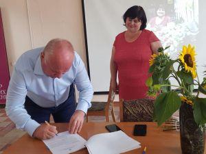 Кіровоградщина: Нова очільниця наукової бібліотеки приступила до своїх обов'язків