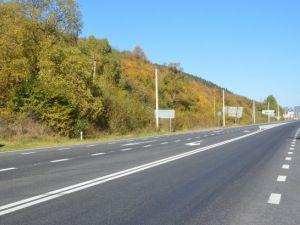 Кіровоградщина: Весною планується ремонт траси у Гайворонському районі