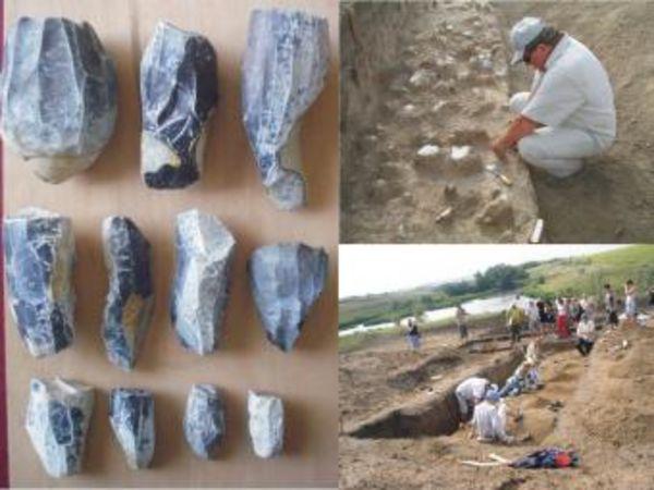 Феноменальные находки археологов на Кировоградщине