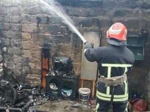 Кіровоградська область: Вогнеборці подолали дві пожежі у приватному секторі (ФОТО)