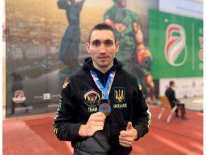 Гирьовик із Кропивницького став бронзовим призером чемпіонату світу