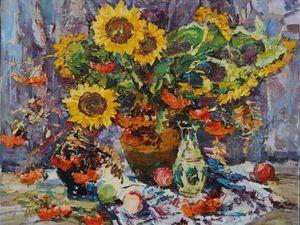 У Кропивницькому відкриється виставка Сергія Шаповалова «Чарівні барви моєї Батьківщини»