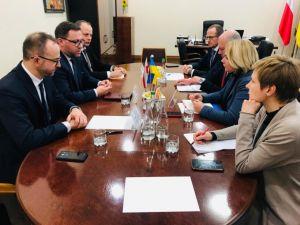 Польські партнери готові збільшити допомогу для українських ветеранів