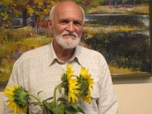 У Музеї мистецтв представлять виставку творів художника Фелікса Полонського