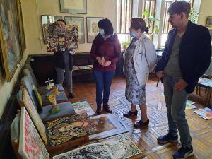 У Кропивницькому назвали імена кращих юних художників