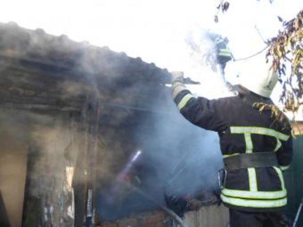 У Кропивницькому рятувальники загасили загорання у житловому будинку