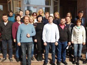 Мешканці Кропивниччини дізнавались у Одесі тонкощі ведення власного бізнесу