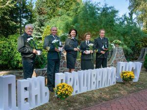 На Кіровоградщині відзначили кращих лісівників